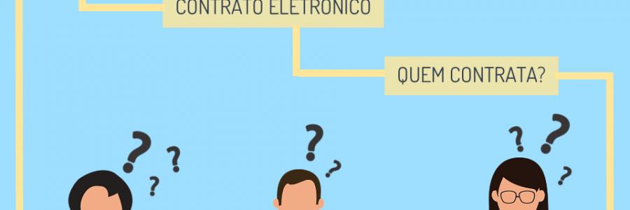 Contrato Eletrônico – Quem contrata