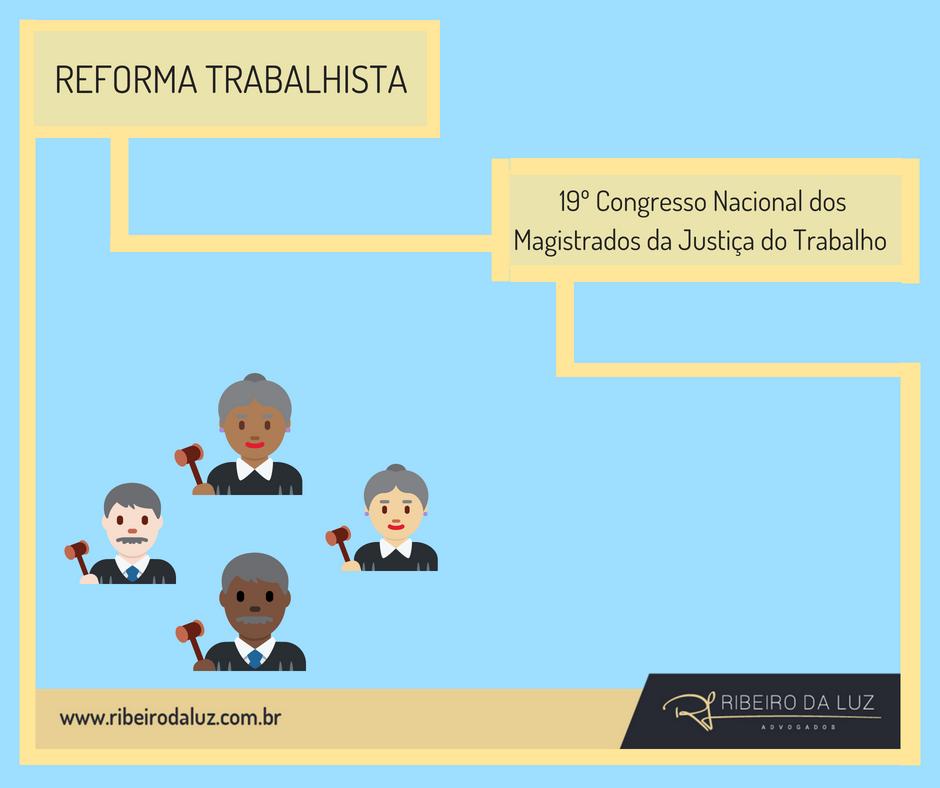 Novas teses da ANAMATRA a respeito da Reforma Trabalhista