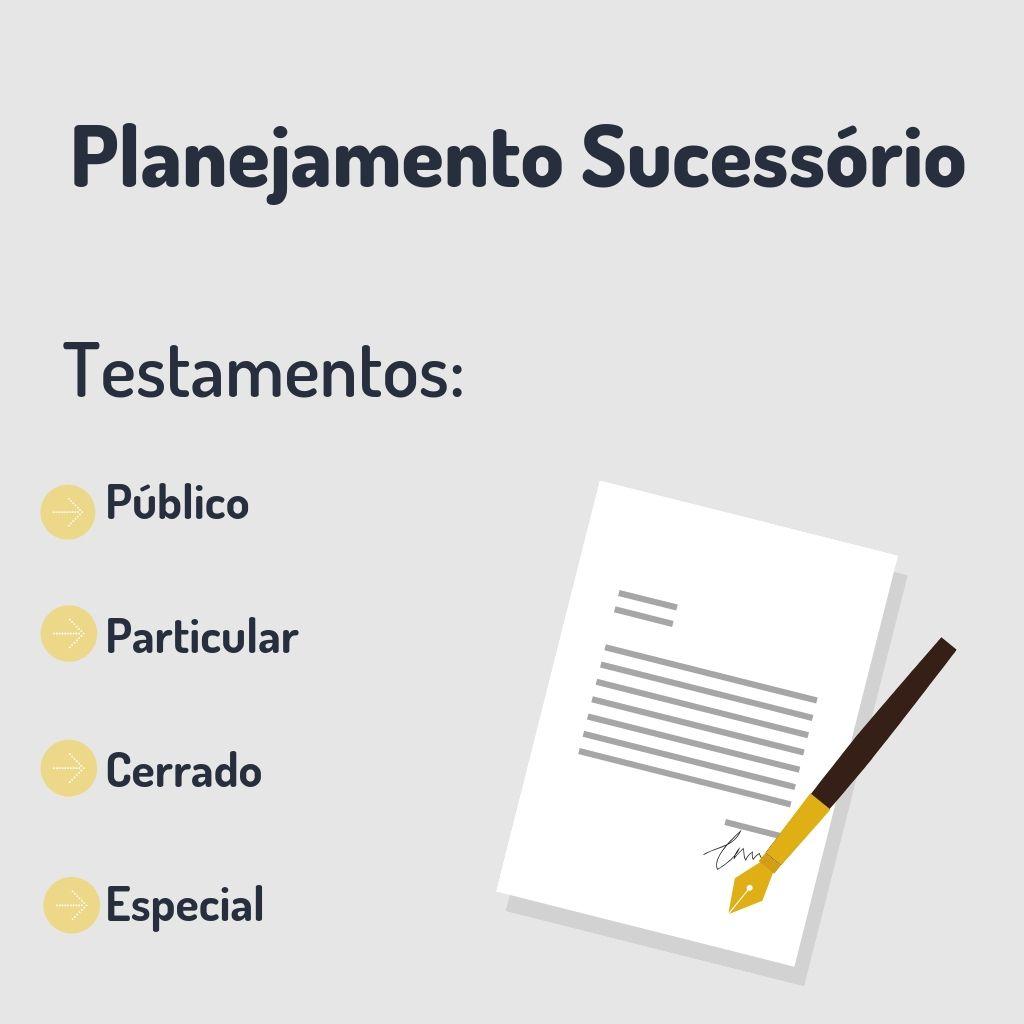 Planejamento Sucessório: O Testamento