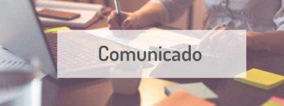 Comunicado sobre atividades – Ribeiro da Luz Advogados